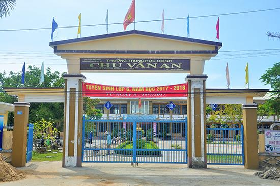 Đại hội Công Đoàn trường THCS Chu Văn An nhiệm kỳ 2010 - 2012